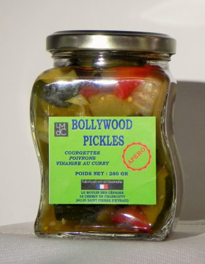 BOLLYWOOD PICKLES