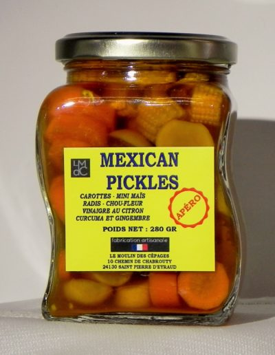 MEXICAN PICKLES