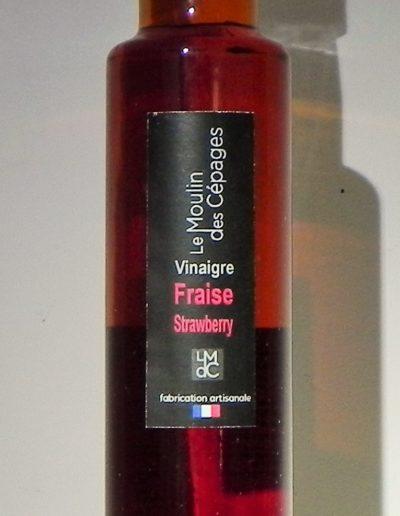 VINAIGRE A LA FRAISE